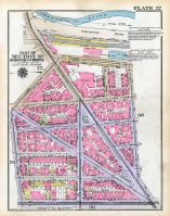 Plate 057 - Section 10, Bronx 1928 South of 172nd Street