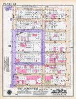 Plate 062 - Section 10, Bronx 1928 South of 172nd Street