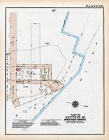 Plate 065 - Section 10, Bronx 1928 South of 172nd Street