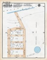 Plate 072 - Section 10, Bronx 1928 South of 172nd Street