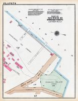 Plate 074 - Section 10, Bronx 1928 South of 172nd Street