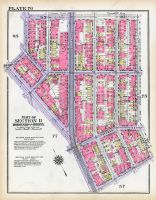 Plate 076 - Section 11, Bronx 1928 South of 172nd Street