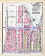 Plate 081 - Section 11, Bronx 1928 South of 172nd Street