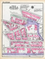 Plate 088 - Section 11, Bronx 1928 South of 172nd Street