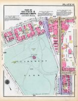 Plate 091 - Section 11, Bronx 1928 South of 172nd Street