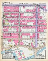 Plate 096 - Section 11, Bronx 1928 South of 172nd Street