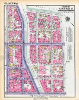 Plate 100 - Section 11, Bronx 1928 South of 172nd Street
