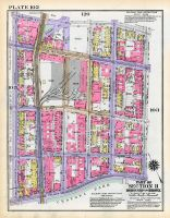 Plate 102 - Section 11, Bronx 1928 South of 172nd Street