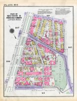 Plate 104 - Section 11, Bronx 1928 South of 172nd Street