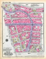 Plate 106 - Section 11, Bronx 1928 South of 172nd Street