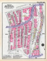 Plate 109 - Section 11, Bronx 1928 South of 172nd Street