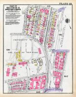 Plate 111 - Section 11, Bronx 1928 South of 172nd Street