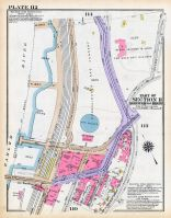 Plate 112 - Section 11, Bronx 1928 South of 172nd Street