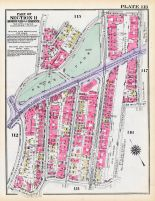 Plate 113 - Section 11, Bronx 1928 South of 172nd Street