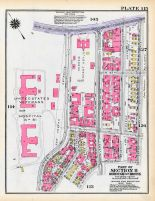 Plate 115 - Section 11, Bronx 1928 South of 172nd Street