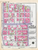 Plate 116 - Section 11, Bronx 1928 South of 172nd Street