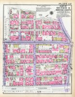 Plate 117 - Section 11, Bronx 1928 South of 172nd Street