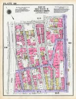 Plate 118 - Section 11, Bronx 1928 South of 172nd Street