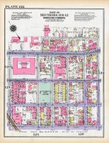 Plate 122 - Section 11, 12, Bronx 1928 South of 172nd Street