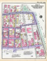 Plate 123 - Section 11, 12, Bronx 1928 South of 172nd Street