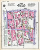 Plate 124 - Section 11, 12, Bronx 1928 South of 172nd Street