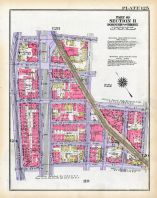 Plate 125 - Section 11, 12, Bronx 1928 South of 172nd Street