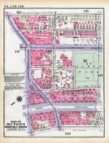 Plate 126 - Section 11, 12, Bronx 1928 South of 172nd Street