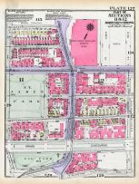 Plate 127 - Section 11, 12, Bronx 1928 South of 172nd Street