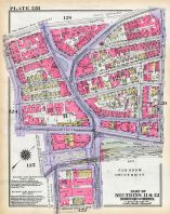 Plate 128 - Section 11, 12, Bronx 1928 South of 172nd Street