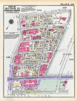 Plate 131 - Section 12, Bronx 1928 South of 172nd Street