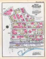 Plate 135 - Section 12, Bronx 1928 South of 172nd Street
