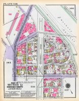 Plate 136 - Section 12, Bronx 1928 South of 172nd Street