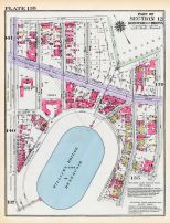 Plate 138 - Section 12, Bronx 1928 South of 172nd Street