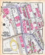 Plate 144 - Section 12, Bronx 1928 South of 172nd Street