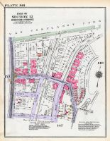 Plate 148 - Section 12, Bronx 1928 South of 172nd Street