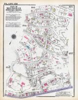 Plate 156 - Section 13, Bronx 1928 South of 172nd Street