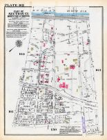 Plate 162 - Section 13, Bronx 1928 South of 172nd Street