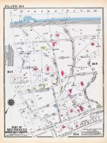 Plate 164 - Section 13, Bronx 1928 South of 172nd Street