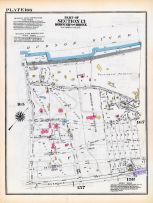 Plate 166 - Section 13, Bronx 1928 South of 172nd Street