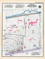 Plate 167 - Section 13, Bronx 1928 South of 172nd Street