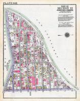 Plate 168 - Section 12, Bronx 1928 South of 172nd Street