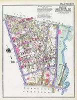 Plate 169 - Section 12, Bronx 1928 South of 172nd Street