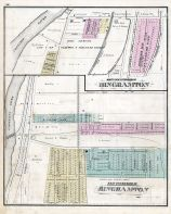 Binghamton - North and East Extensions, Broome County 1876
