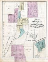 Binghamton - South Extension, Rossville, Broome County 1876
