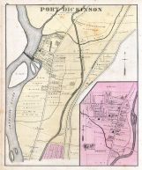 Port Dickinson, Broome County 1876