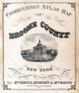 Title Page, Broome County 1876