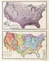 United States Climatological and Geological Maps, Broome County 1876