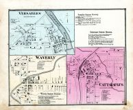 Versailles, Waverly, Cattaraugus