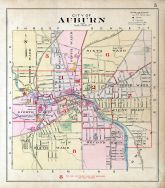 Auburn City - Index Map, Cayuga County 1904