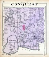 Conquest Town, Cayuga County 1904